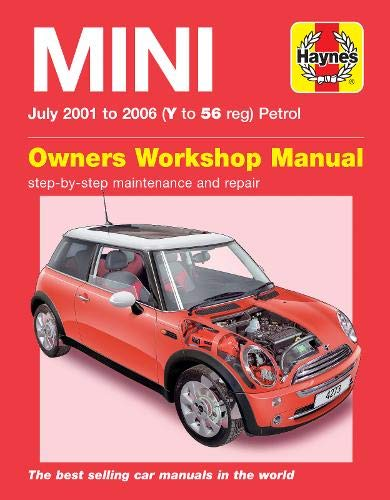 Mini 01-06 By Haynes Publishing