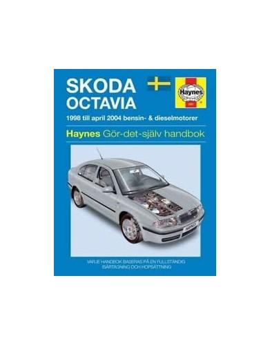 Skoda Octavia By Haynes Publishing