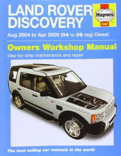 Land Rover Discvoery Diesel By Haynes Publishing