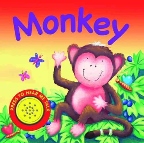 Monkey By Igloo Books