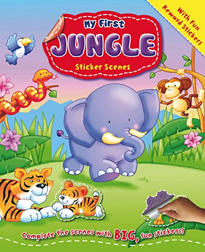 Sticker Scene: Jungle by