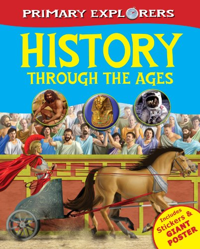 History Through the Ages By Igloo Books Ltd