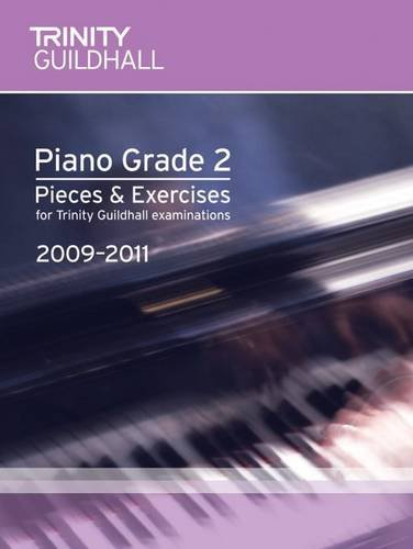 Piano Exam Pieces & Exercises Grade 2 By Trinity Guildhall