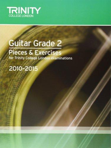 Guitar Exam Pieces Grade 2 2010-2015 By Trinity Guildhall