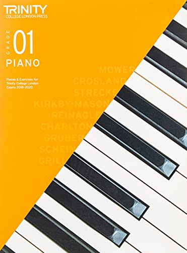 Trinity College London Piano Exam Pieces & Exercises 2018-2020. Grade 1 By Various