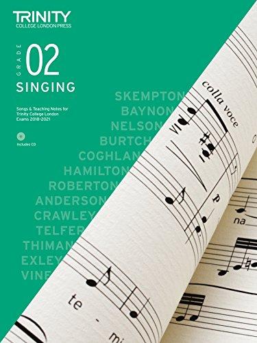 Singing 2018-2021 - Grade 2