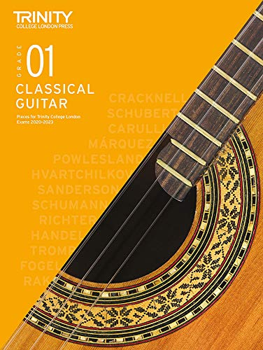 Trinity College London Classical Guitar Exam Pieces 2020-2023: Grade 1 By Trinity College London