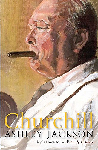 Churchill By Ashley Jackson