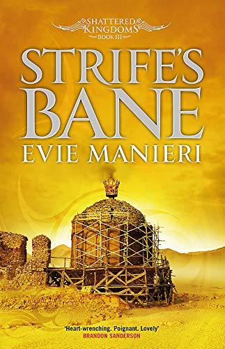 Strife's Bane By Evie Manieri