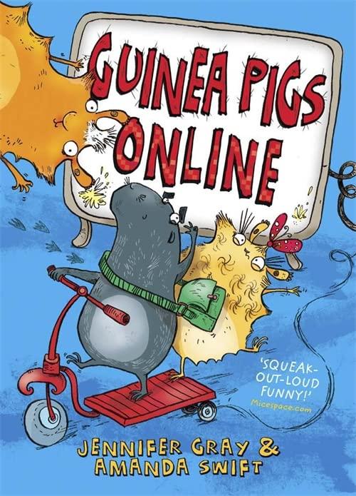 Guinea Pigs Online: Guinea Pigs Online By Amanda Swift