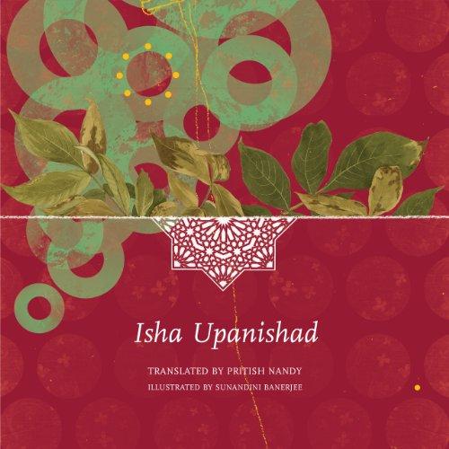 Isha Upanishad By Translated by Pritish Nandy