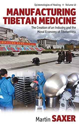 Manufacturing Tibetan Medicine By Martin Saxer