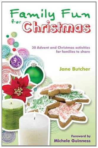 Family Fun for Christmas By Jane Butcher