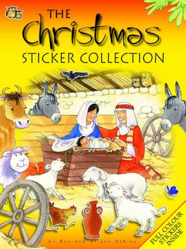 The Christmas Sticker Collection By Su Box