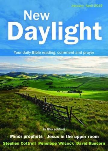 New Daylight January - April 2015 By Naomi Starkey