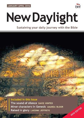 New Daylight Deluxe edition January-April 2016 By Sally Welch