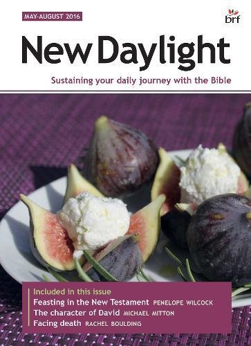 New Daylight Deluxe edition May - August 2016 By Sally Welch
