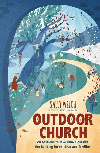 Outdoor Church By Sally Welch