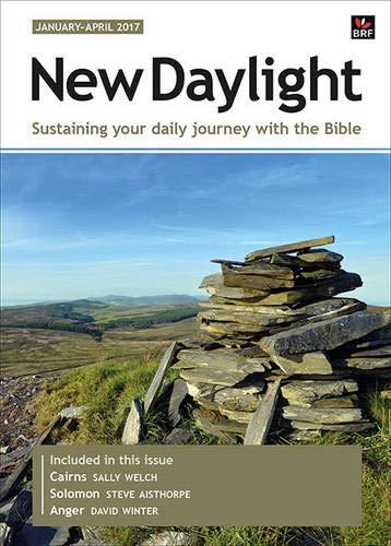 New Daylight January-April 2017 By Sally Welch
