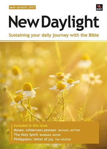 New Daylight May-August 2017 By Sally Welch