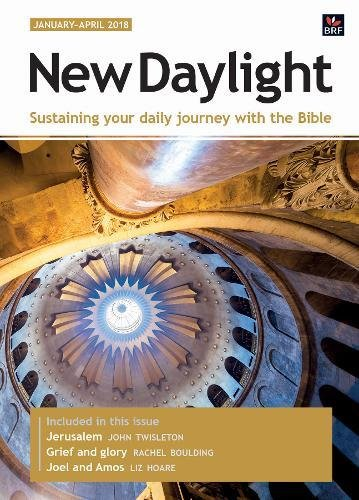 New Daylight January-April 2018 By Sally Welch