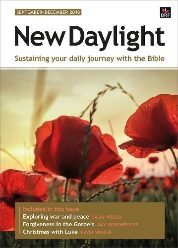 New Daylight September-December 2018 By Sally Welch