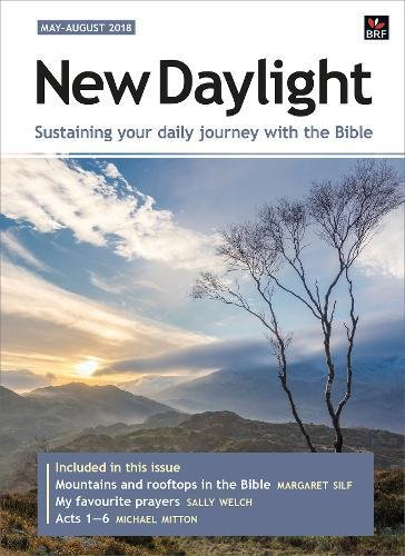 New Daylight Deluxe edition May-August 2018 By Sally Welch