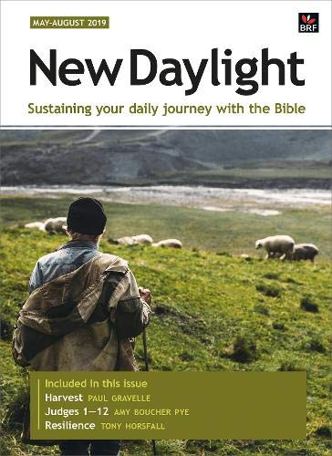 New Daylight Deluxe edition May-August 2019 By Sally Welch