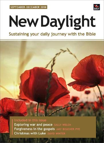 New Daylight Deluxe edition September-December 2019 By Sally Welch