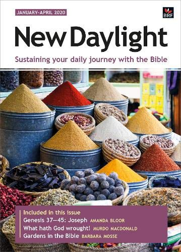 New Daylight January-April 2020 By With Sally Welch
