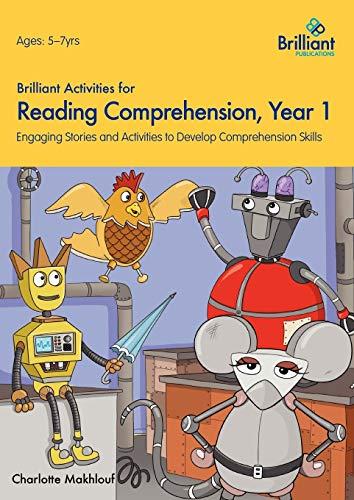 Brilliant Activities for Reading Comprehension, Year 1 von Irene Yates