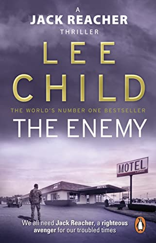 The Enemy: (Jack Reacher 8) By Lee Child