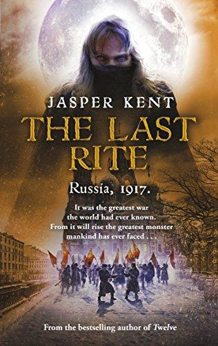 The Last Rite By Jasper Kent