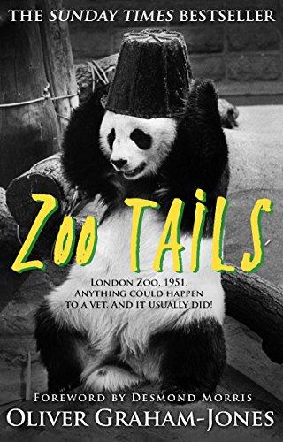 Zoo Tails By Oliver Graham Jones Jones