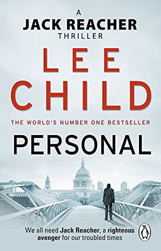 Personal: (Jack Reacher 19) By Lee Child