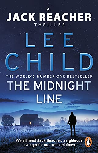 The Midnight Line (Jack Reacher) By Lee Child