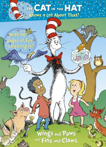 The Cat in Hat Knows a Lot About That! By Tish Rabe