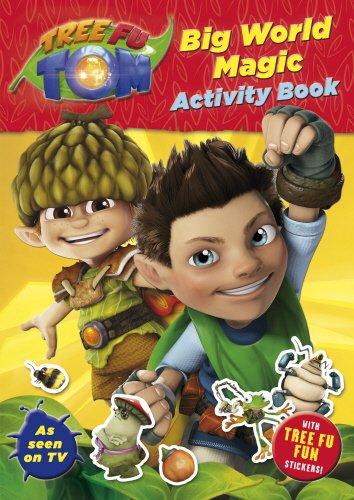 Tree-Fu-Tom-Big-World-Magic-Activity-Book-0857511610-The-Cheap-Fast-Free-Post