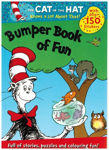 The Cat In The Hat Knows a Lot About That! Bumper Book of Fun By DR SEUSS