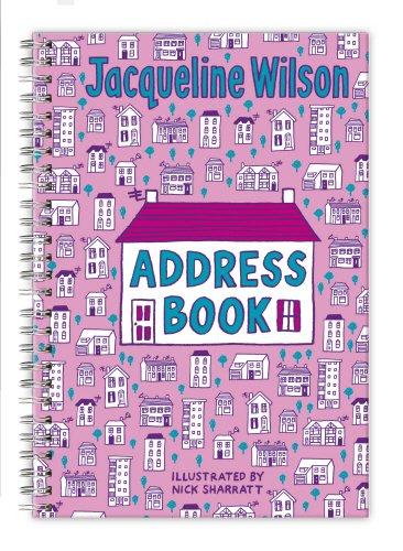 Jacqueline Wilson Address Book von Jacqueline Wilson