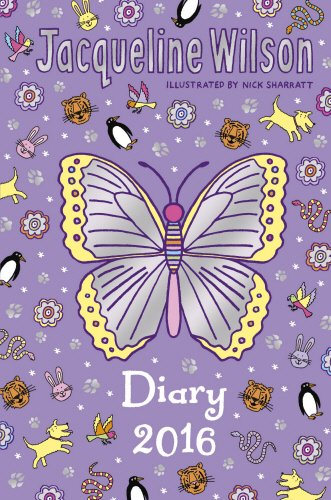 Jacqueline Wilson Diary 2016 (Diaries 2016) By Jacqueline Wilson