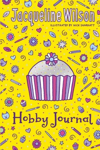 Jacqueline Wilson Hobby Journal by Jacqueline Wilson