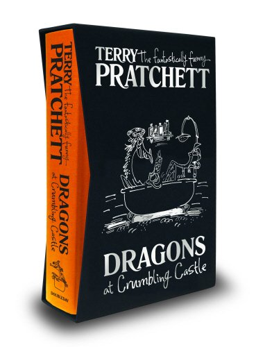 Dragons at Crumbling Castle: And Other Stories By Terry Pratchett