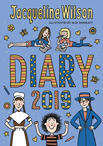 The Jacqueline Wilson Diary 2019 von Jacqueline Wilson