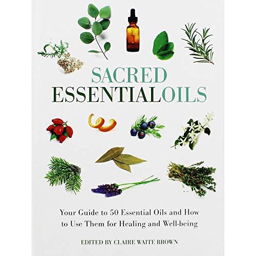 Claire Waite Brown Sacred Essential Oils