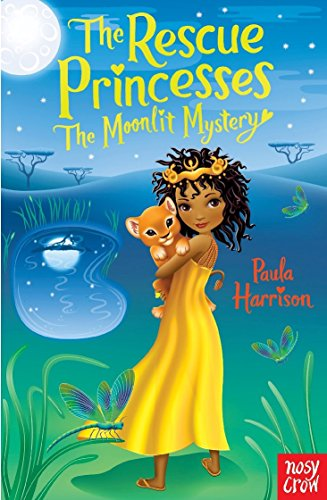 Rescue Princesses: The Moonlit Mystery by Paula Harrison