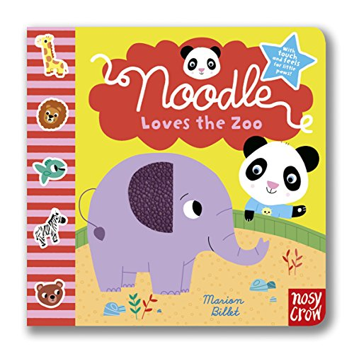 Noodle Loves the Zoo By Nosy Crow