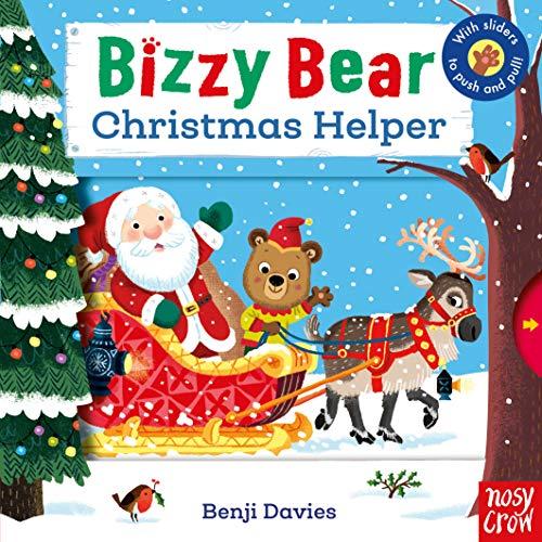 Bizzy Bear: Christmas Helper By Illustrated by Benji Davies