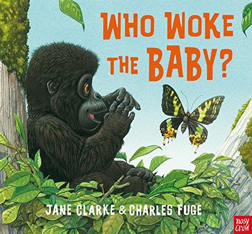 Who Woke The Baby? By Jane Clarke