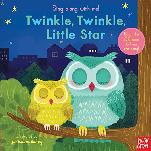 Sing Along With Me! Twinkle Twinkle Little Star By Yu-hsuan Huang